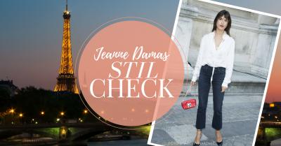Stil von Jeanne Damas Modebloggerin