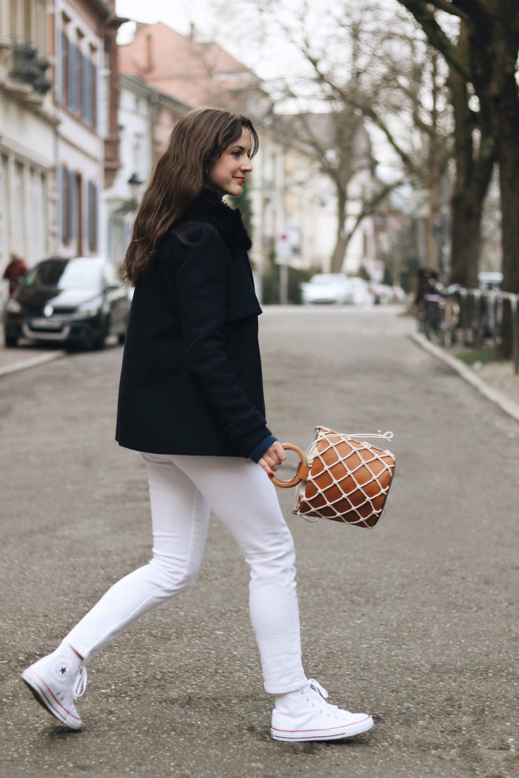 Neele Modebloggerin Outfit Streetstyle Winter Look Modeblog Taschentrends Top 10 deutsch