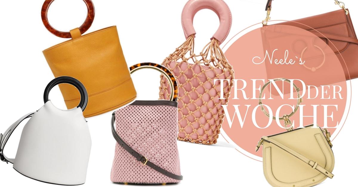 Ring Bags der Taschentrend 2018 auf meinem Modeblog