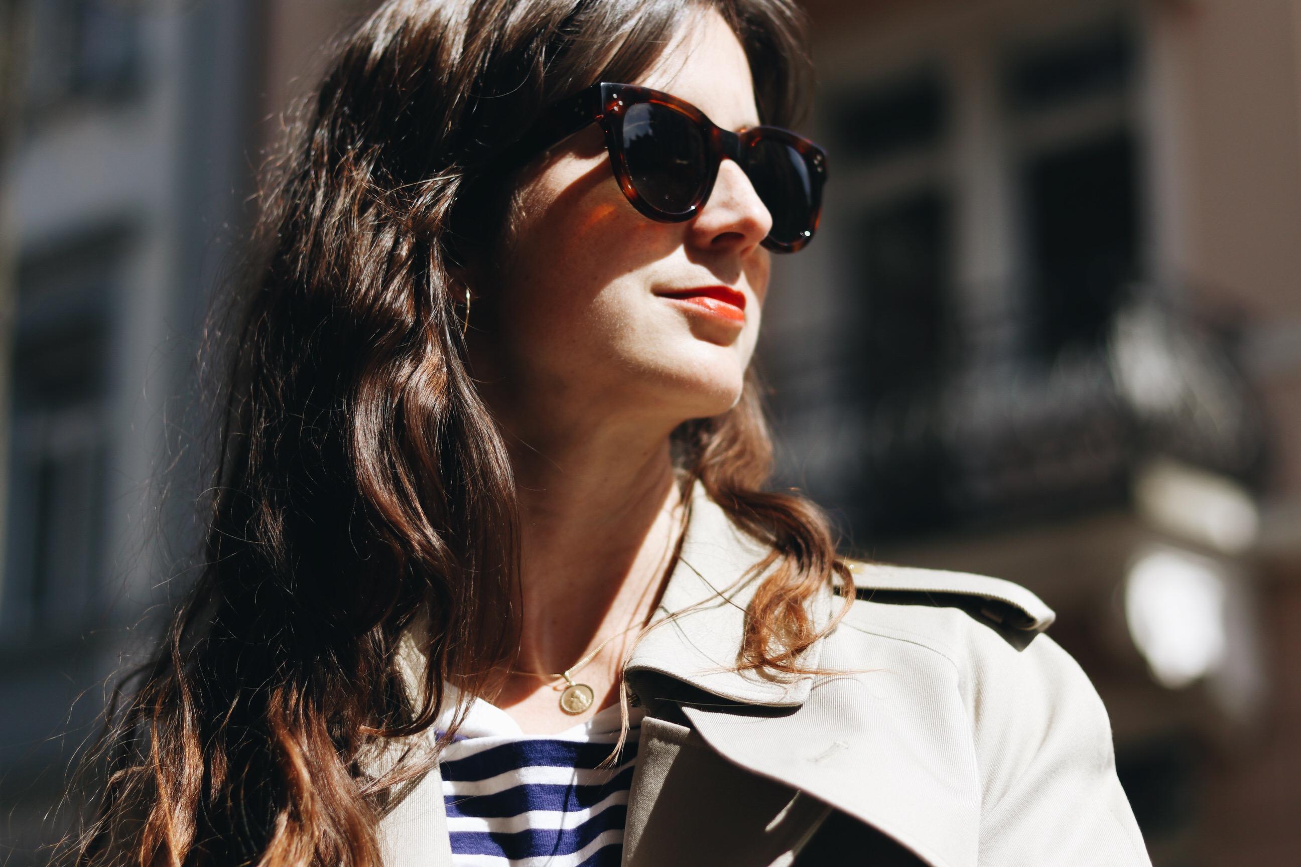 Celine Sonnenbrille Neele Modebloggerin Berlin