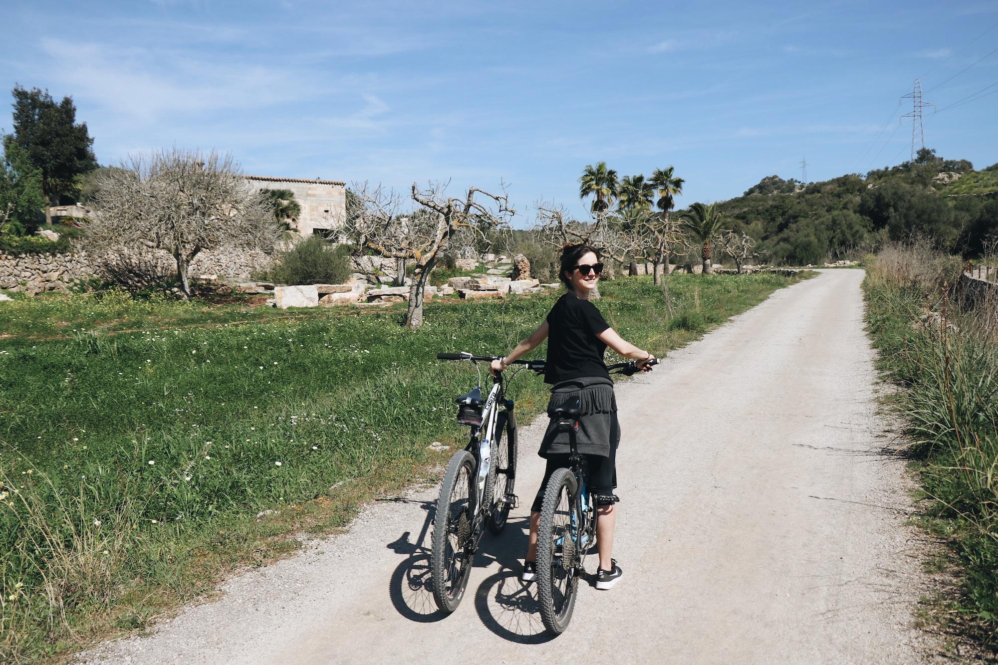 Bike Touren auf Mallorca auf meinem Modeblog