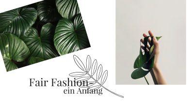 Fair Fashion Faire Mode und Green fashion auf meinem Modeblog