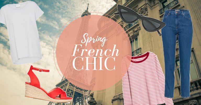 Die fünf Must Haves für die French Chic Garderobe auf meinem Modeblog