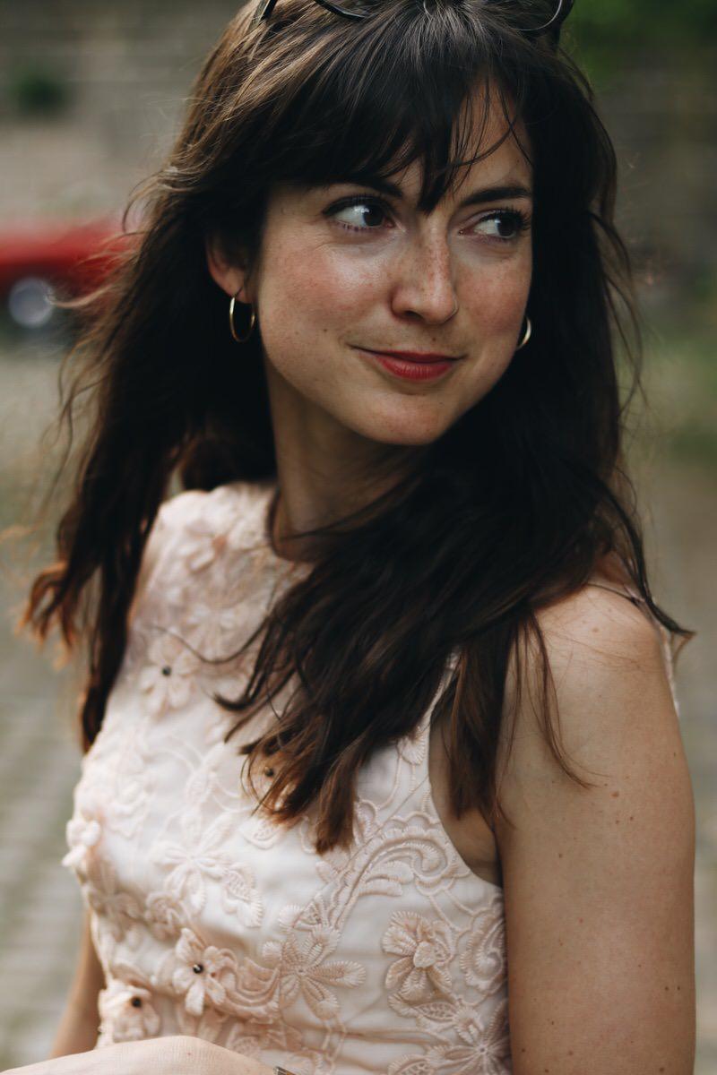 Hochzeitsgast Outfit Modetrends Pastellfarben Modeblog