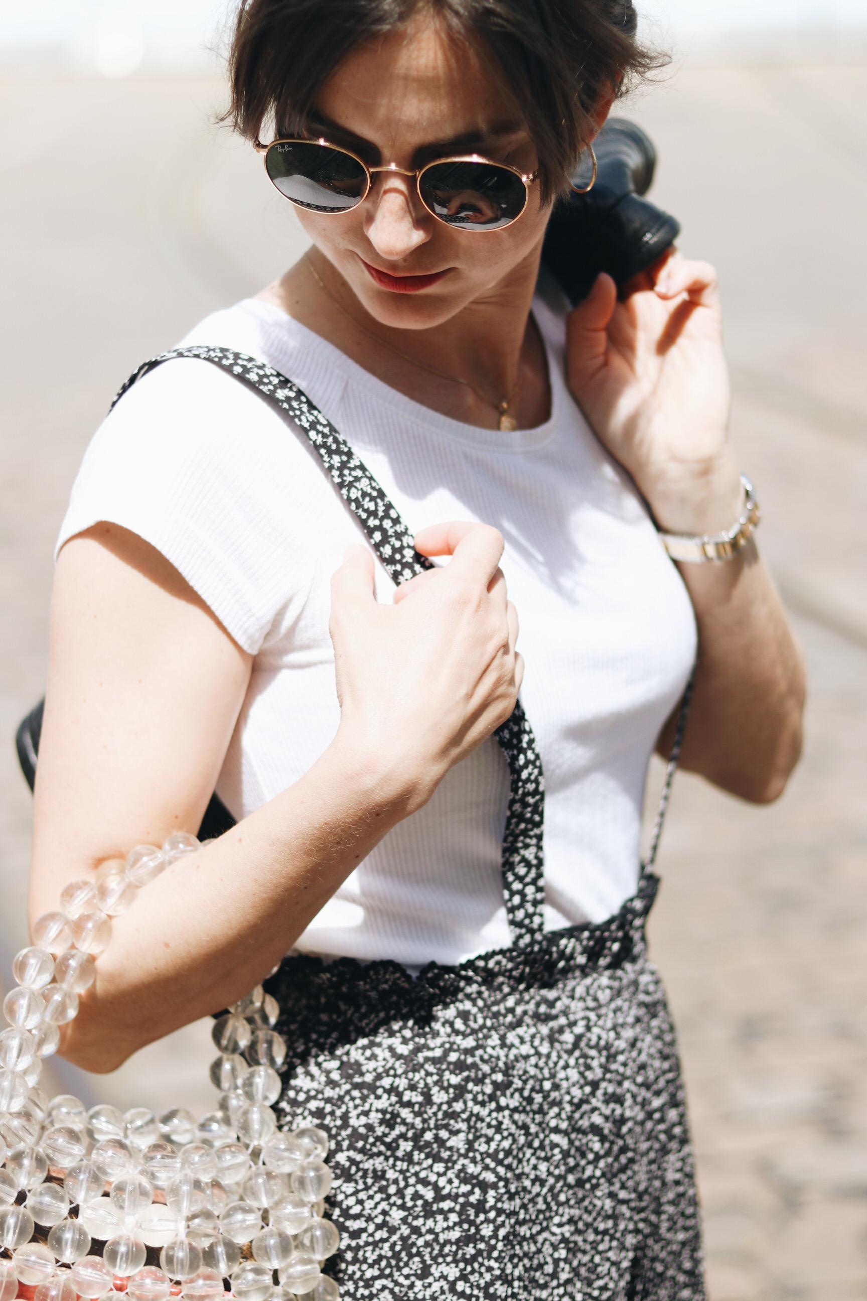 Neele Modebloggerin die besten Taschentrends Perlentasche French Chic