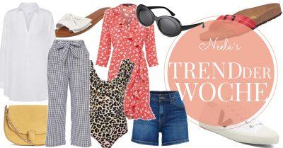 10 Mut Haves für die Urlaubsgarderobe Sommergarderobe Sommer