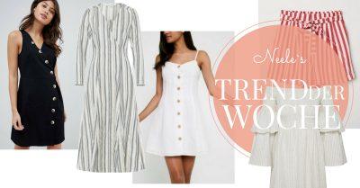 Leinen der Sommertrends auf meinem Modeblog Vorteile von Leinen und Leinen kombinieren