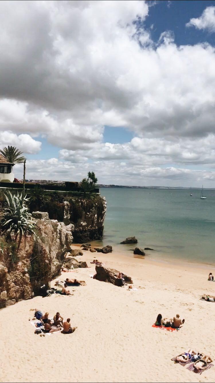 Reisetipps Lissabon die schönsten Strände in Cascais