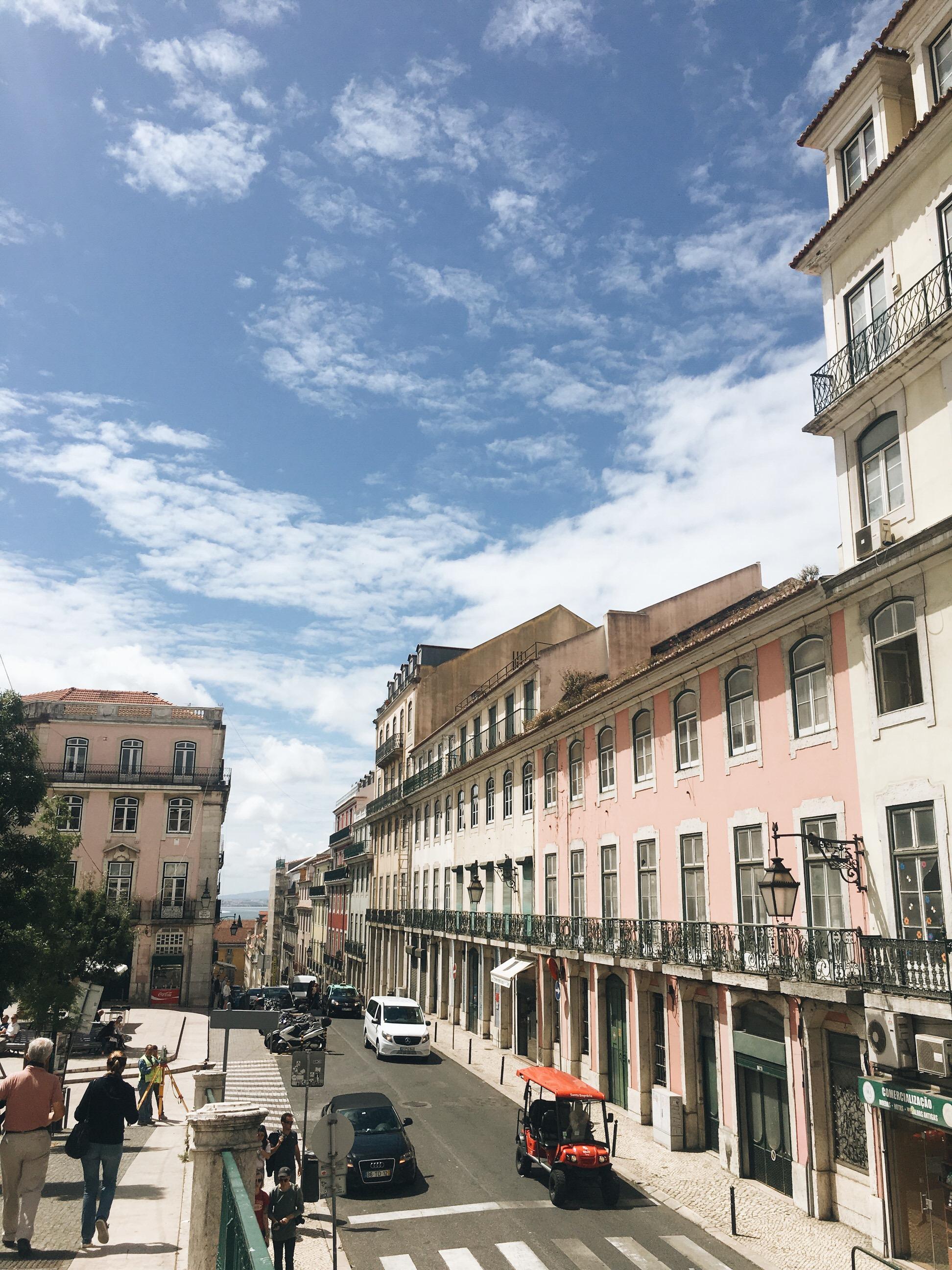 Lissabon Reisetipps ein Reisebericht mit Tipps für Alfama