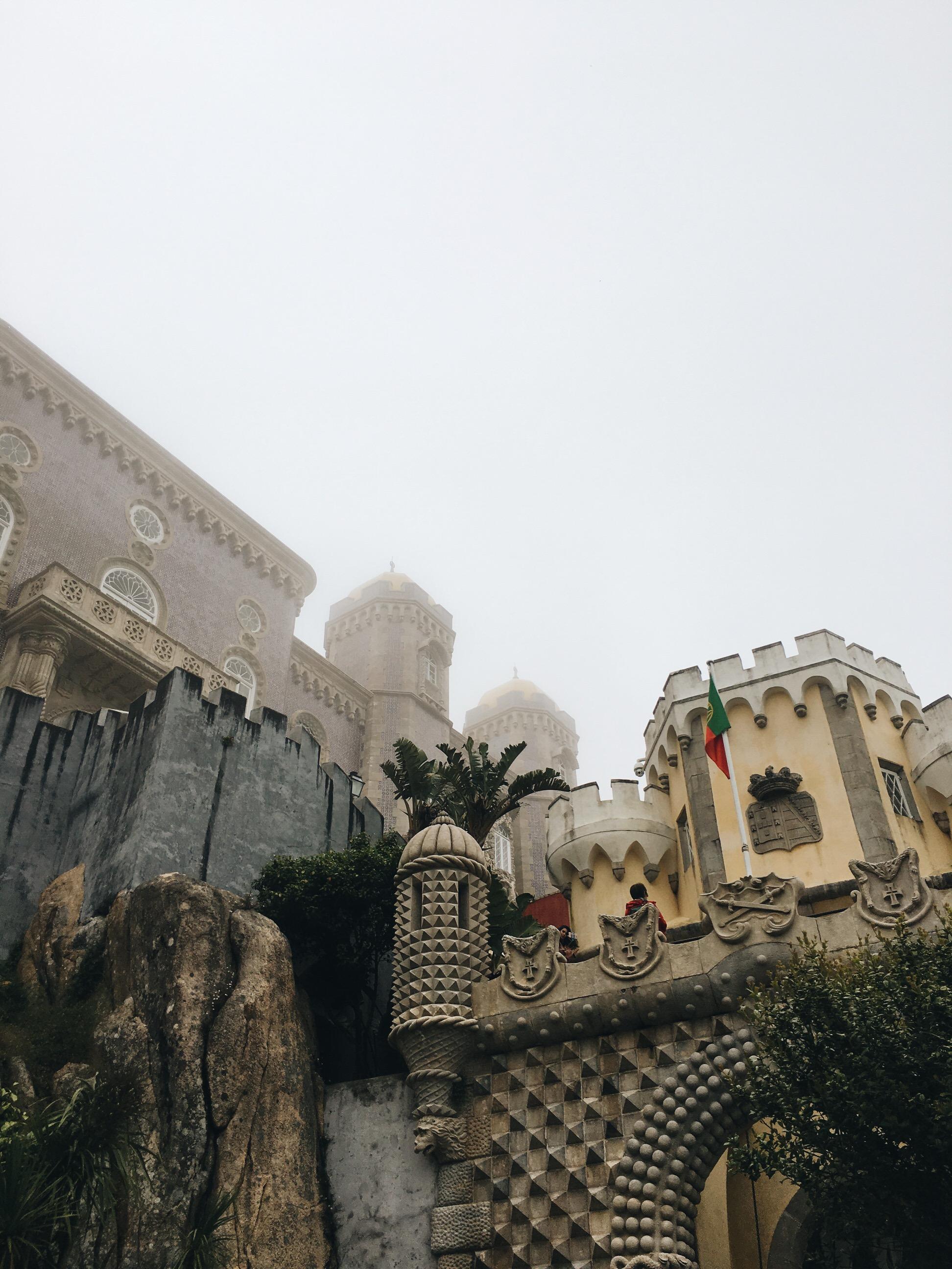 Sintra Kulturlandschaft Reisebericht Lissabon Reisetipps