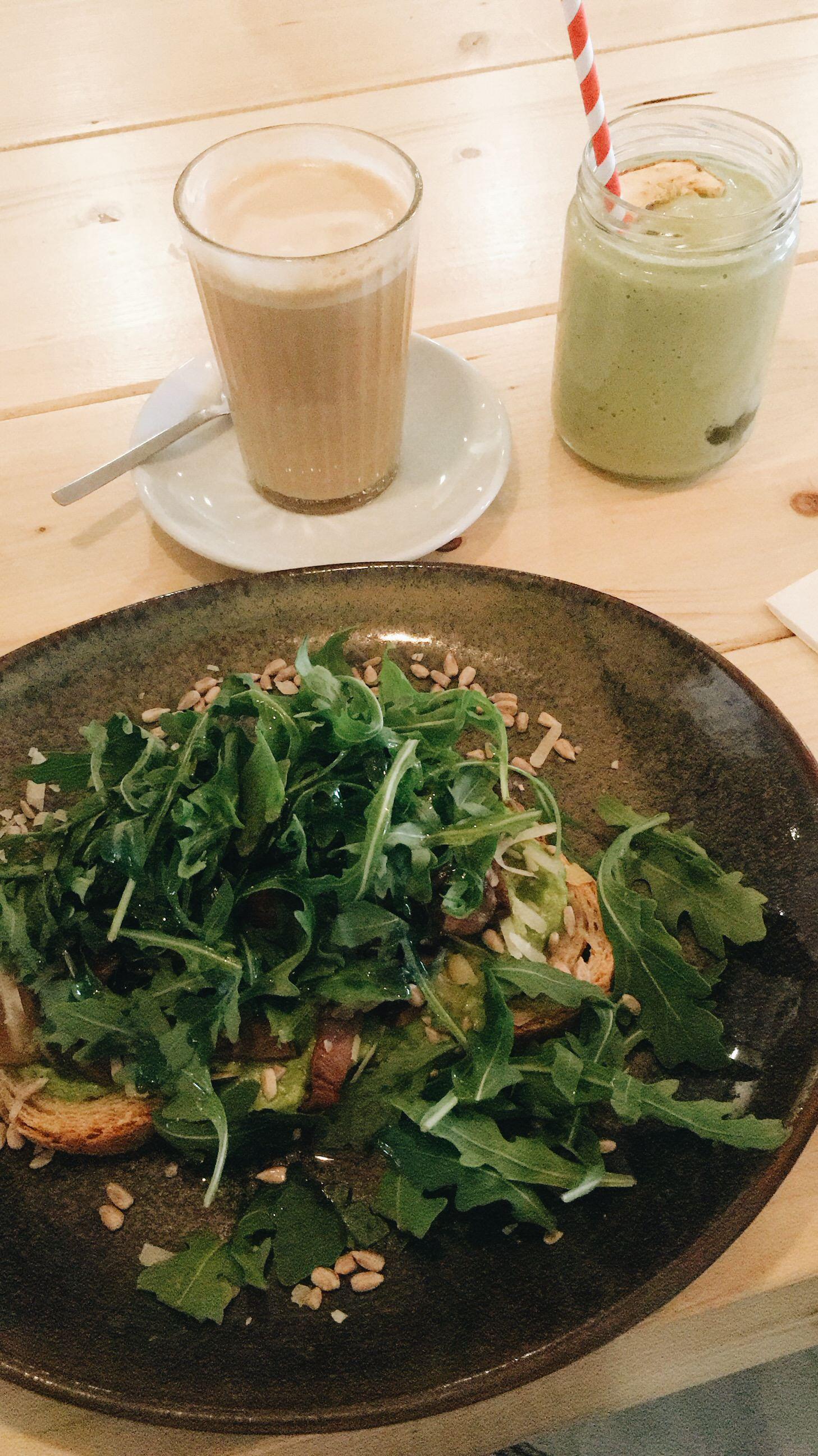 Restauranttipps für Lissabon Flora und Faune Cafe und Frühstück