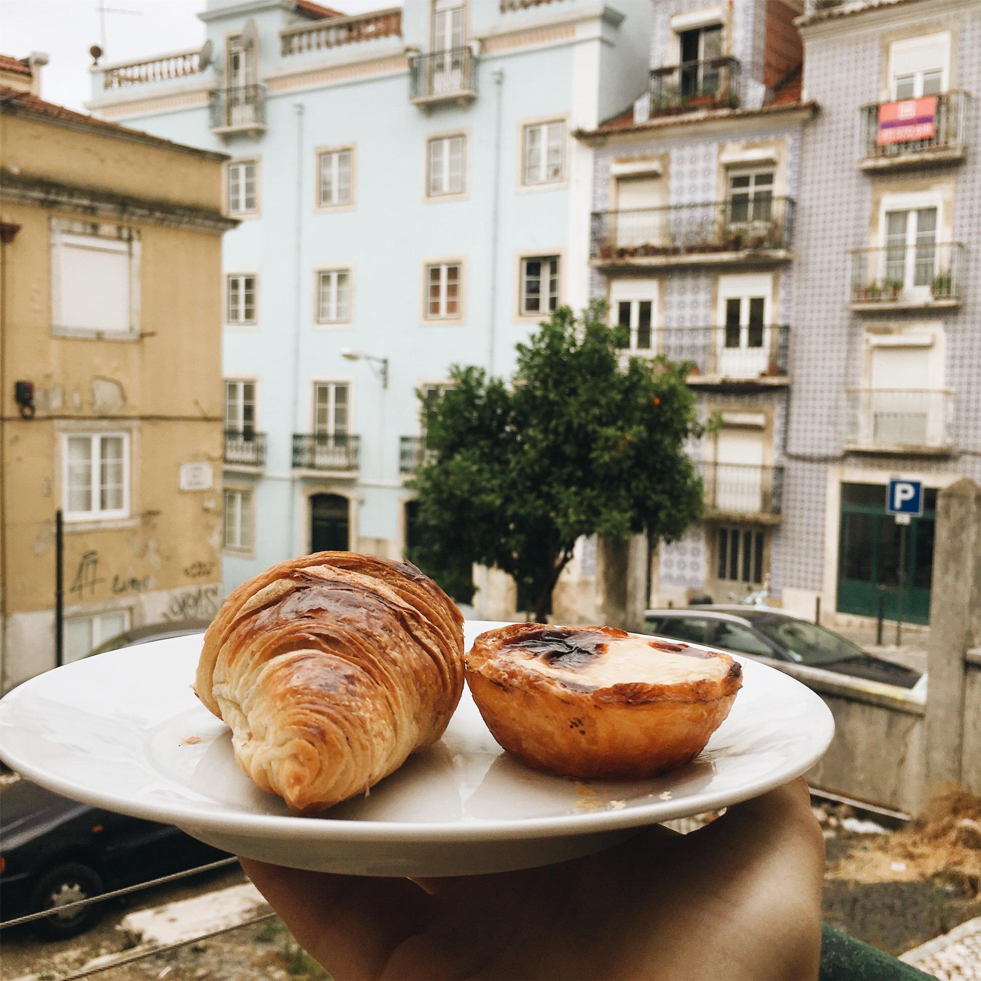 Pasteis de Nata in Lissabon Reisebericht und Traveltips