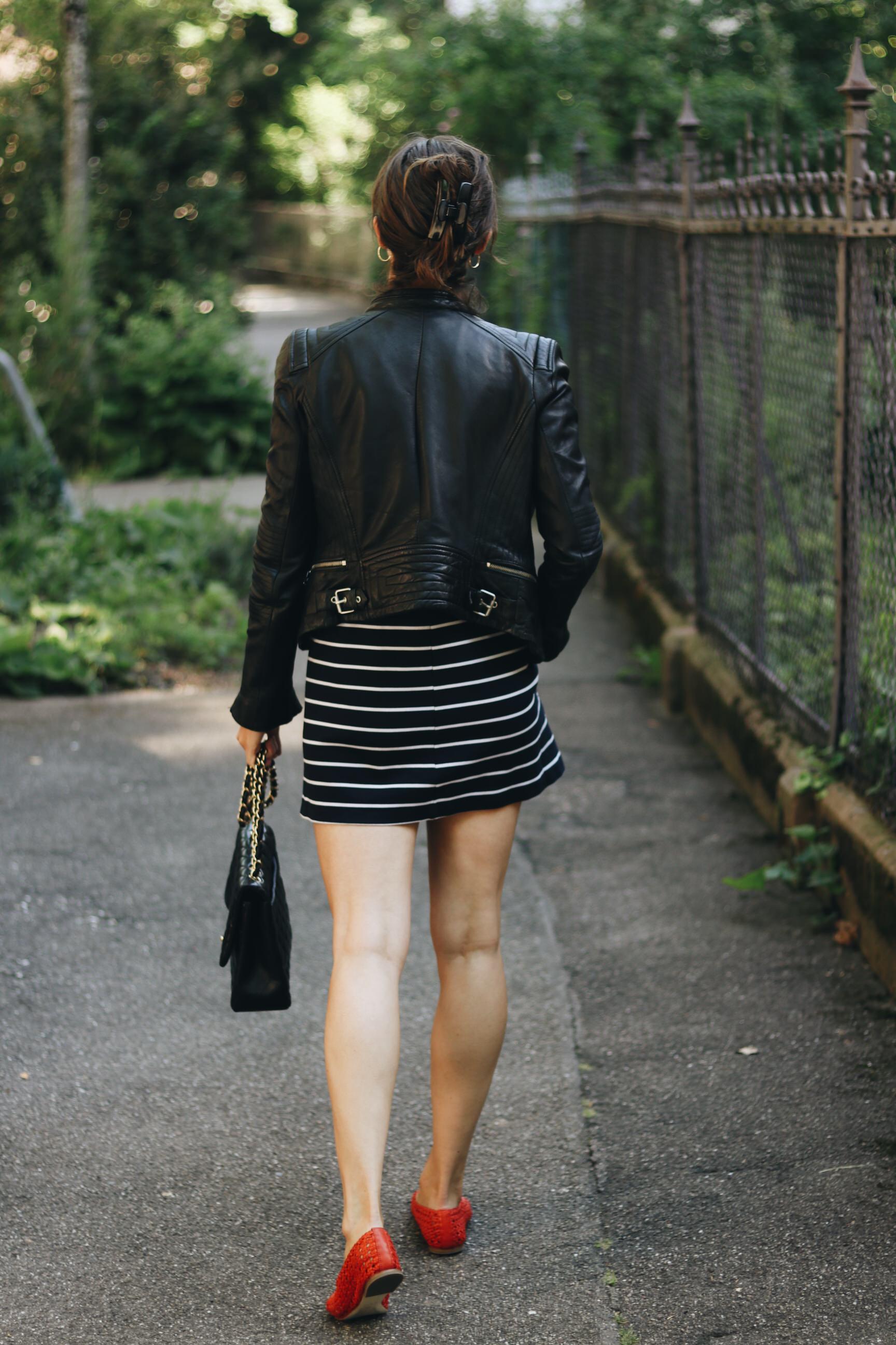Outfit zum Nachstylen Sommer Bloggerin Neele
