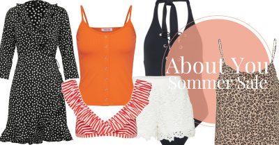 Die besten Teile aus dem About You Sommer Sale