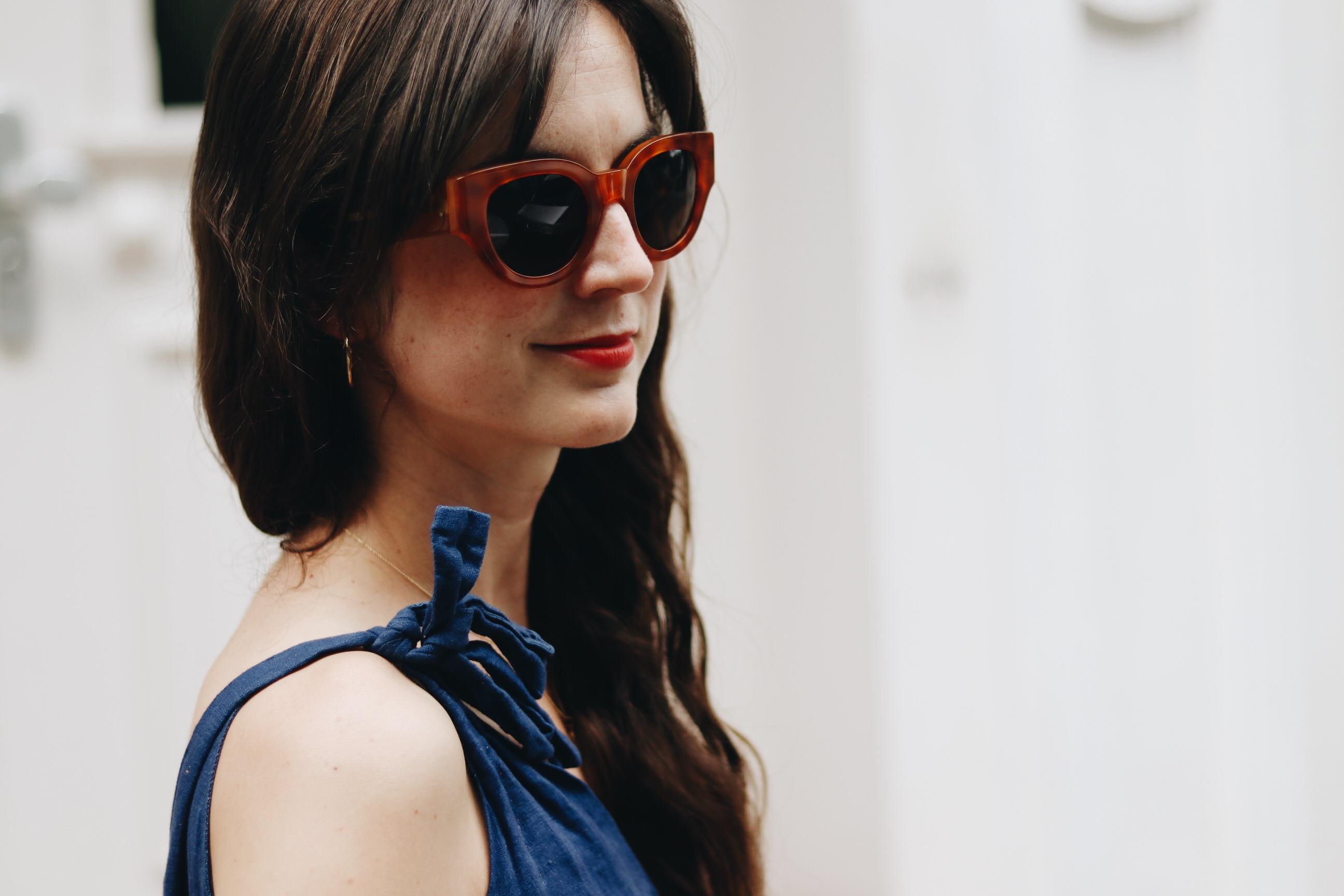 Celine Sonnenbrille braun Modelle blog