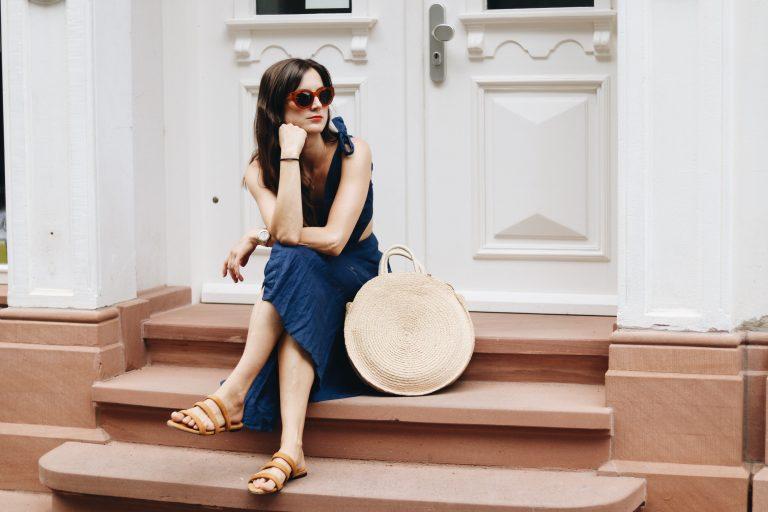 Modeblog Outfit Sommer Top 10 Blog deutsch Instagram Modebloggerin Fashionblog Berlin