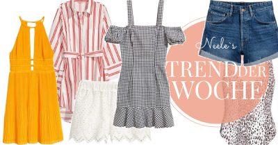 Sale Teile von H&M auf meinem Modeblog alle Sommertrends im Schlussverkauf