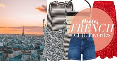 French Chic Sommer Favoriten auf meinem Modeblog inklusive Youtube Video
