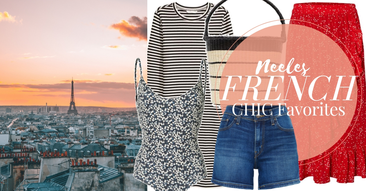 French Chic Sommer Favoriten auf meinem Modeblog inklusive Youtube Video