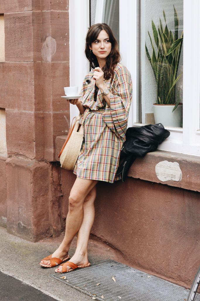 Kleid Fair Fashion kaufen nachhaltig Blog Modeblog Neele Freiburg