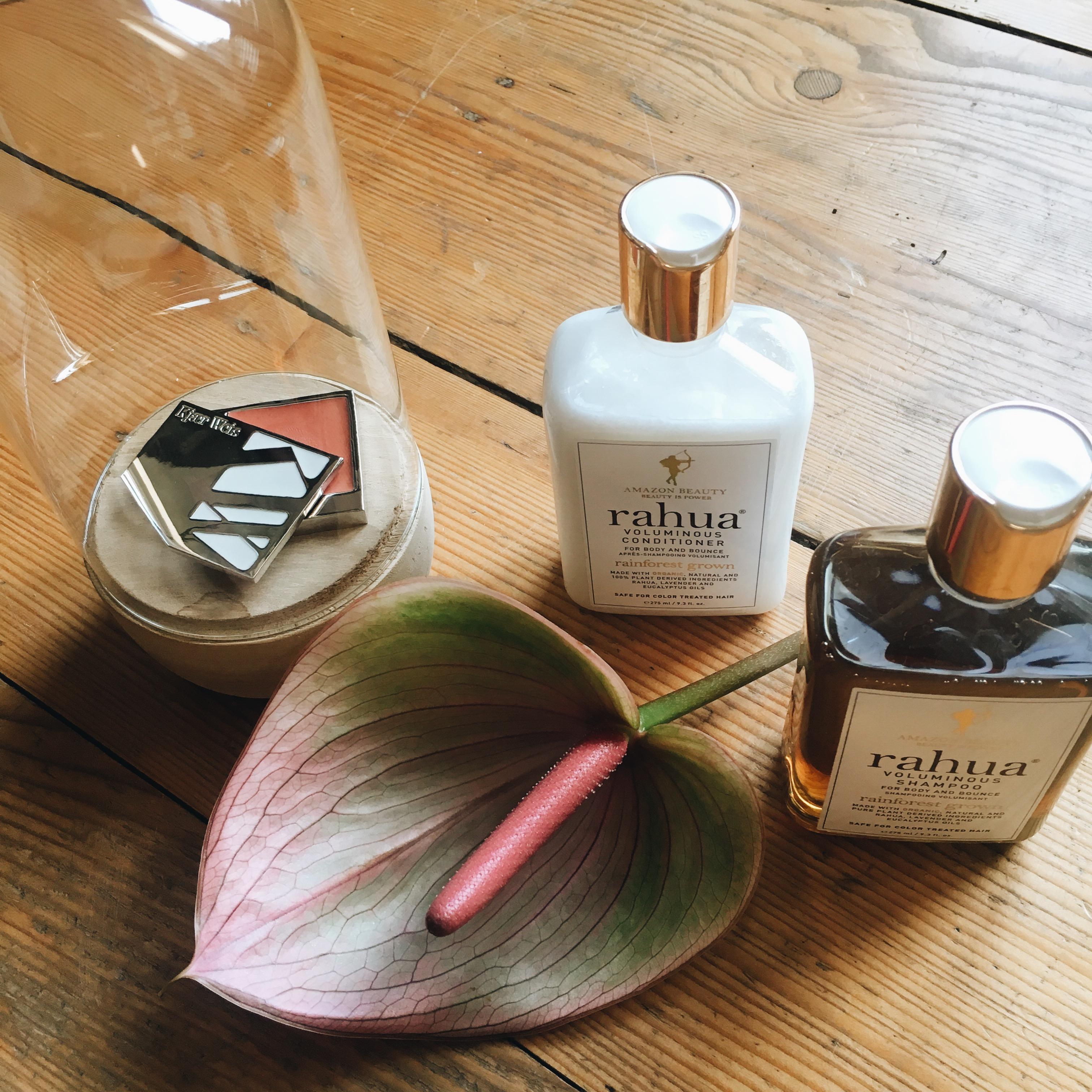 Meine Beautyfavoriten auf meinem Modeblog Rahua Shampoo Naturkosmetik