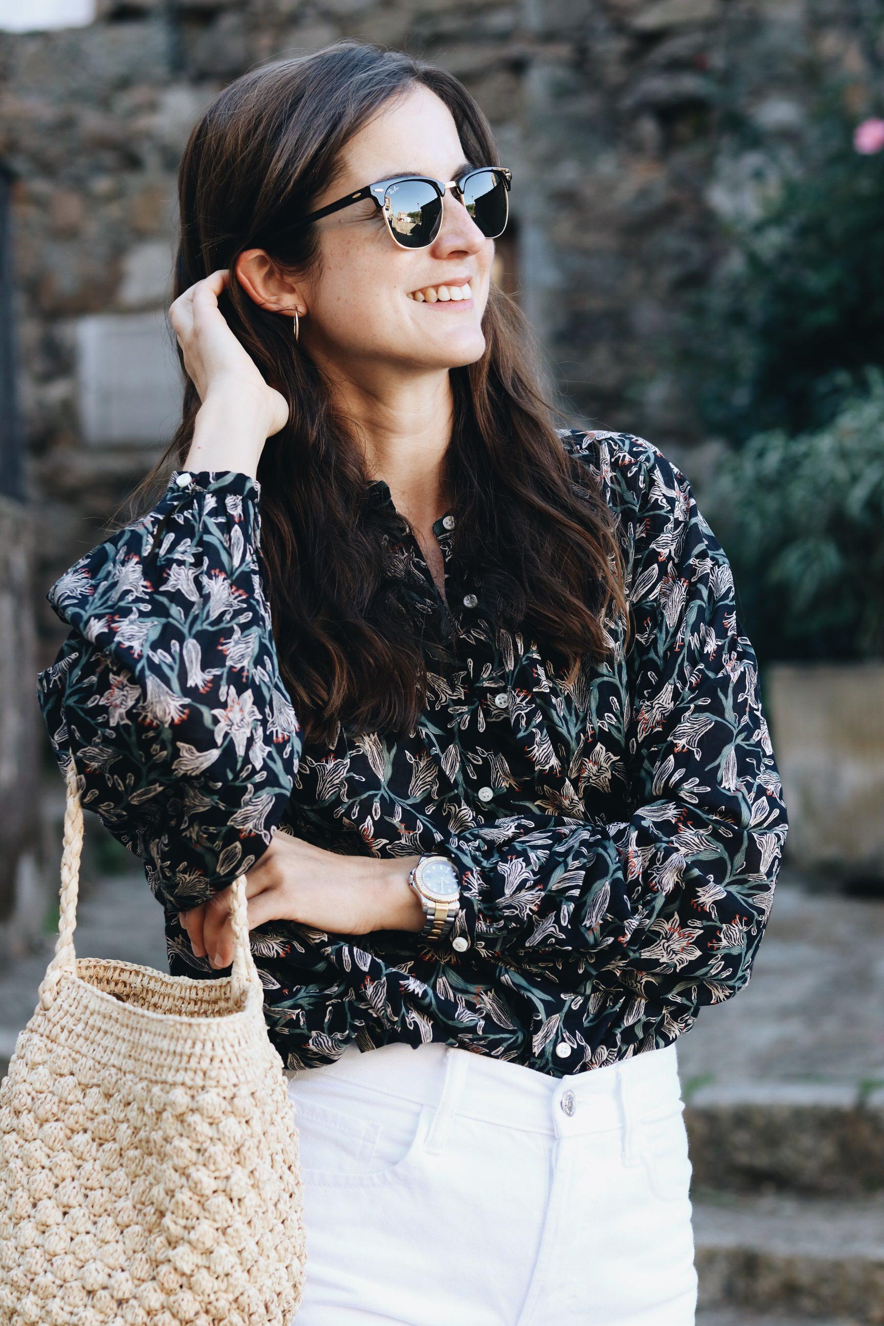 Neele Modebloggerin Modeblog deutsch Outfit Sommer