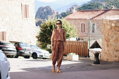 Tunika Outfit French Chic Fair Fashion Modeblog Modebloggerin Fashionblog Outfit Neele