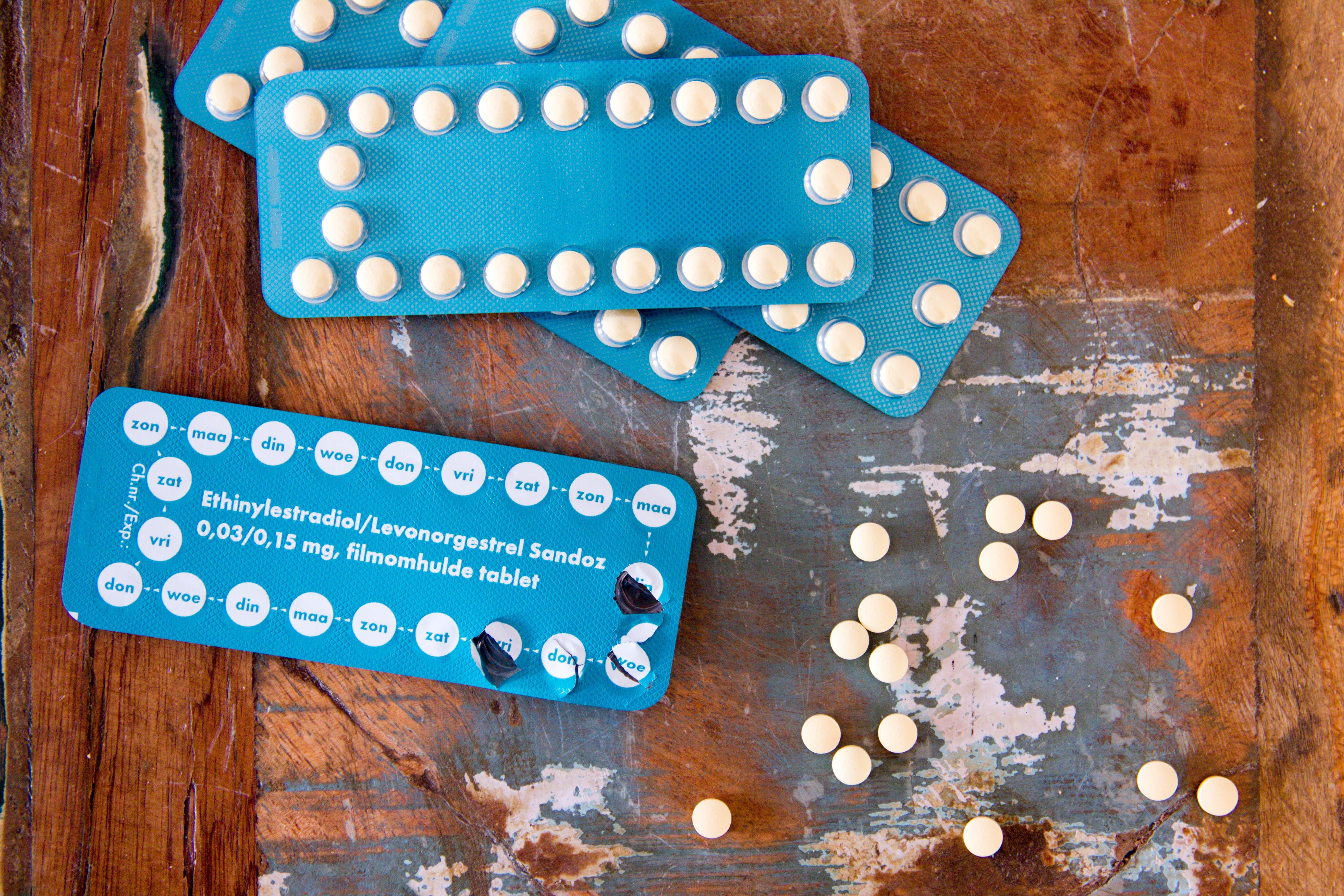 Pille absetzen und dann alle Informationen auf meinem Modeblog