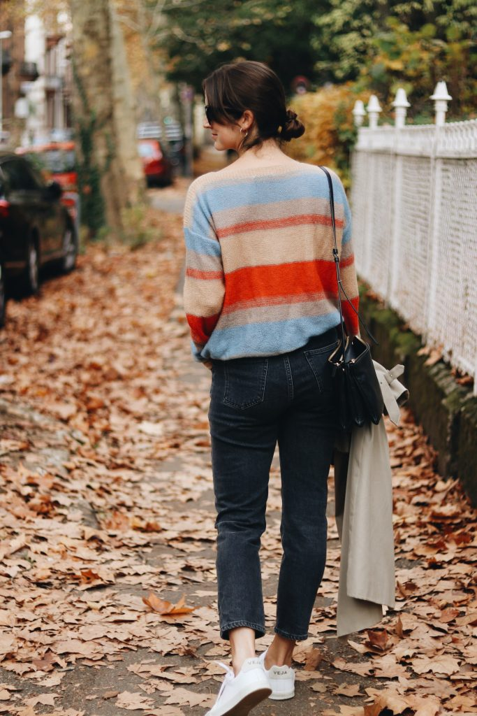 Weja Schuhe weiss Bloggerin Outfit Streetstyle Blog Modeblog Neele
