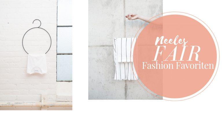 Meine liebsten Fair Fashion Brands auf meinem Modeblog