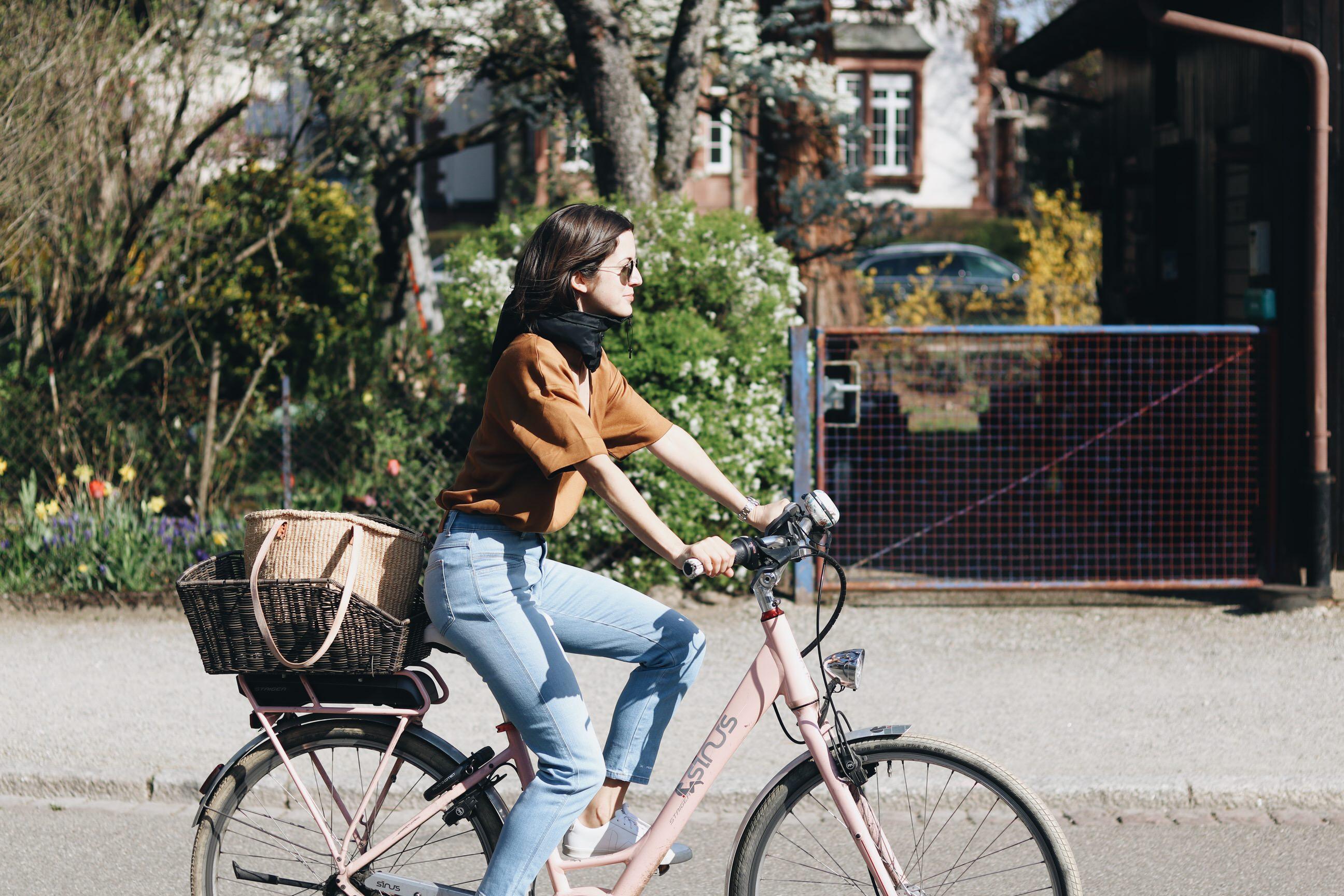 Hövding Fahrradirbag blog Modebloggerin