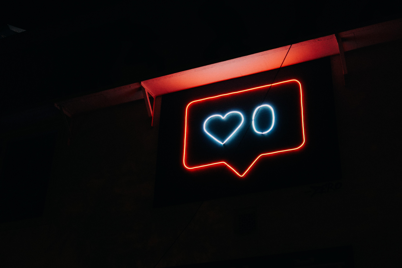 Instagram eine Hass Liebe